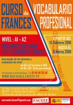 Vocabulario profesional 15 febr al 11 marzo