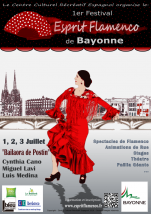 Esprit Flamenco de Bayonne